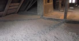 Zateplení podlahy a šikmin Ostrava